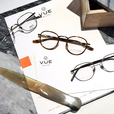 Vue Optical - We Care